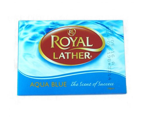 sapun royal lather aqua blue