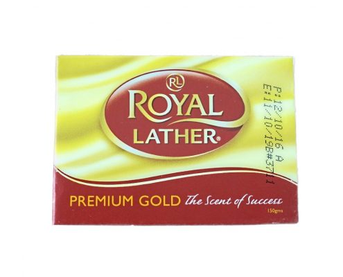 sapun royal lather royal gold