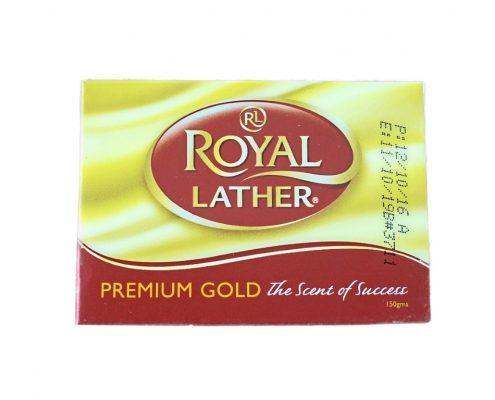 sapun royal lather royal gold