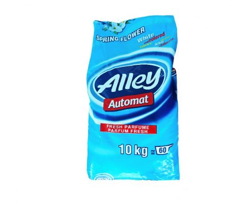 detergent alley automat 10 kg rufe albe + colorate