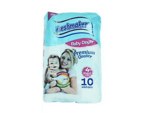freshmaker scutece nou nascuti 10 buc