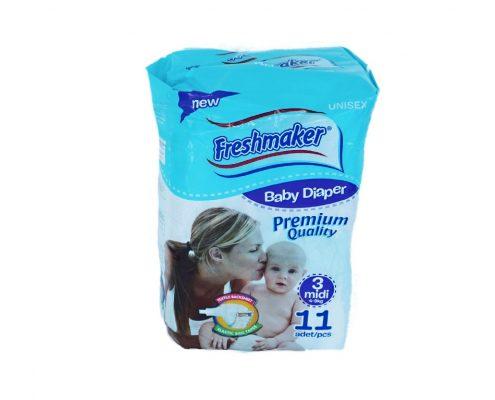 freshmaker scutece nou nascuti 11 buc medium