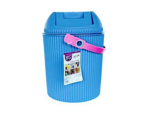 parex -galetusa plastic colorata albastra